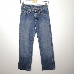 Lee Premium Select Boys Denim Jeans Adjustable 14